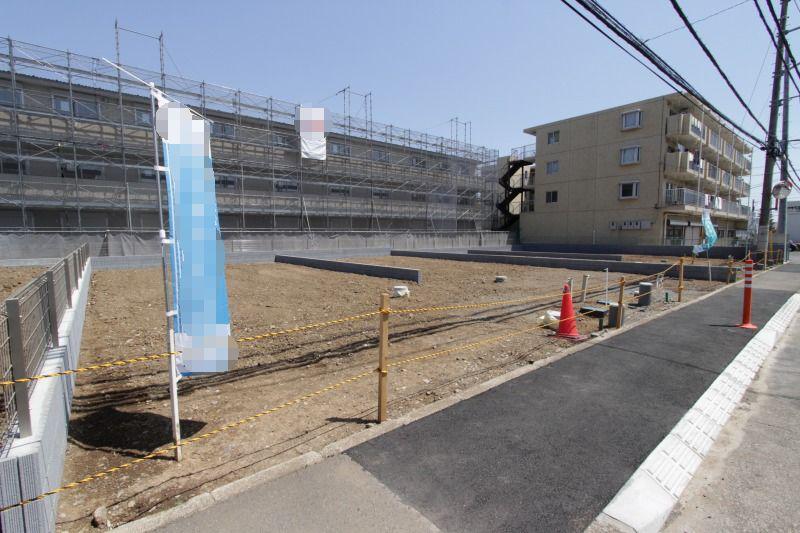 M145 トラストステージ 富士見市針ヶ谷2丁目1期 建築条件なし売地 全4区画