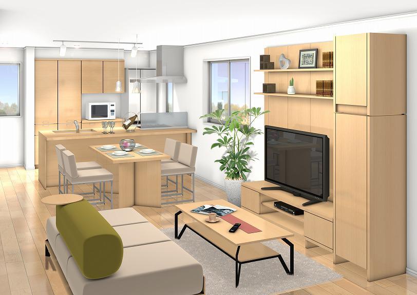 トラストステージ 朝霞市本町2丁目7期 新築一戸建住宅 全5棟