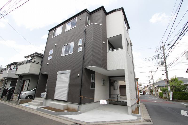 トラストステージ 富士見市関沢3丁目1期 全2棟