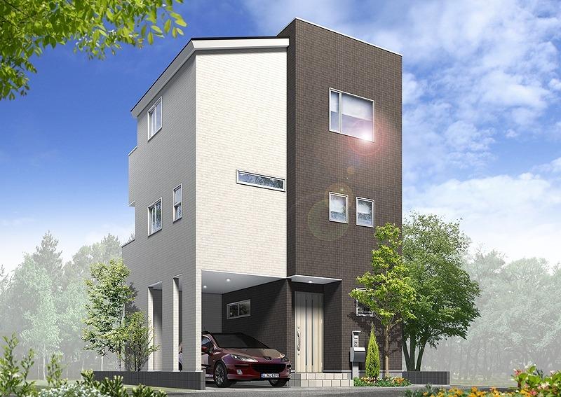 M130 トラストシリーズ 和光市南1丁目 新築一戸建住宅 全1棟