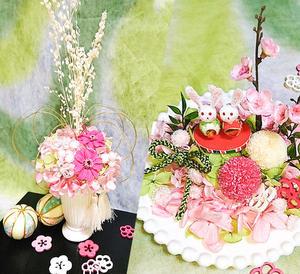 ひなまつり花とウサギTOP.jpg