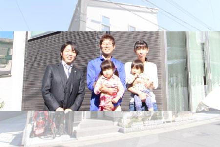 志木市でトラストステージの建物をご購入頂いたN様邸