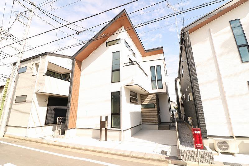 西東京市で新築一戸建てをご購入頂いたK様邸