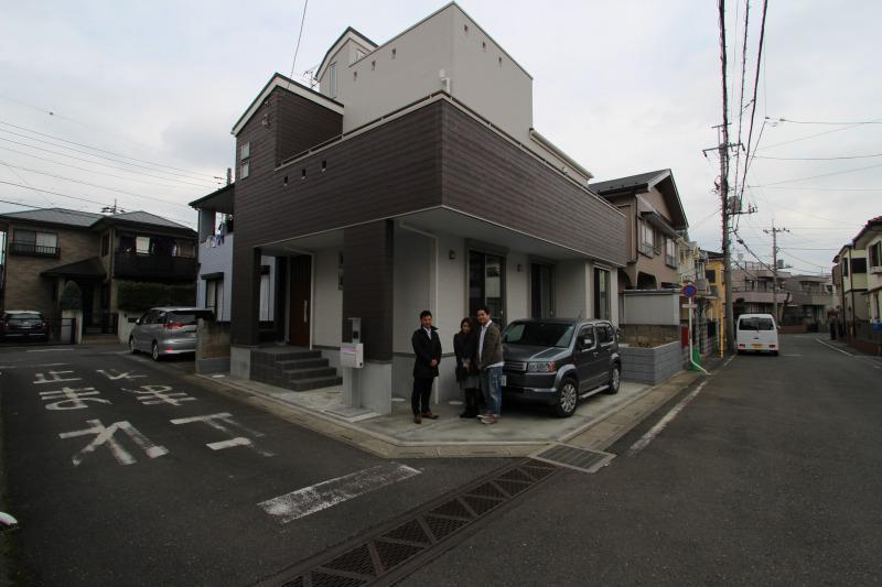 富士見市でトラストステージの建物をご購入いただいたS様邸