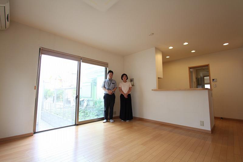 西東京市で中古戸建住宅をご購入頂いたK様邸