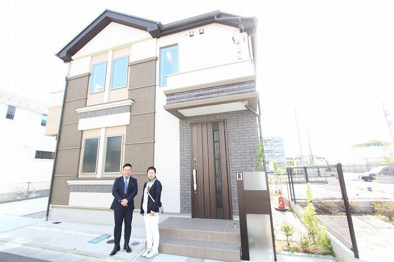 西東京市で新築一戸建住宅をご購入いただいたH様邸