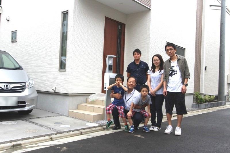 志木市でトラストステージをご購入頂いたO様邸