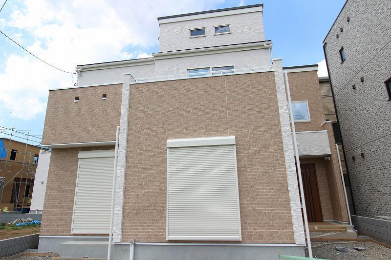 朝霞市で新築一戸建住宅をご購入頂いたK様邸