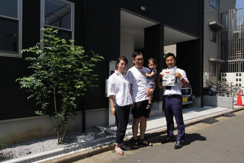 志木市でトラストステージをご購入頂いたT様邸