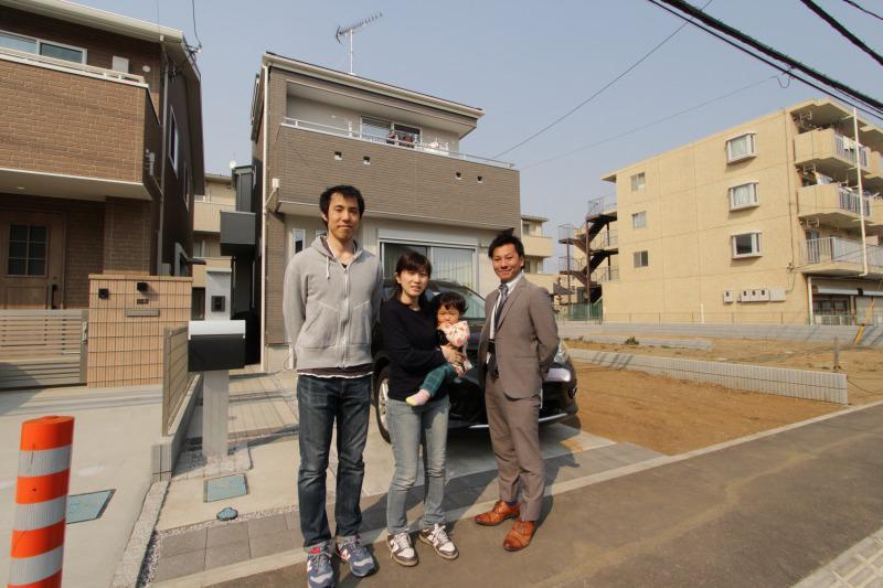 富士見市でトラストステージをご購入頂いたS様邸