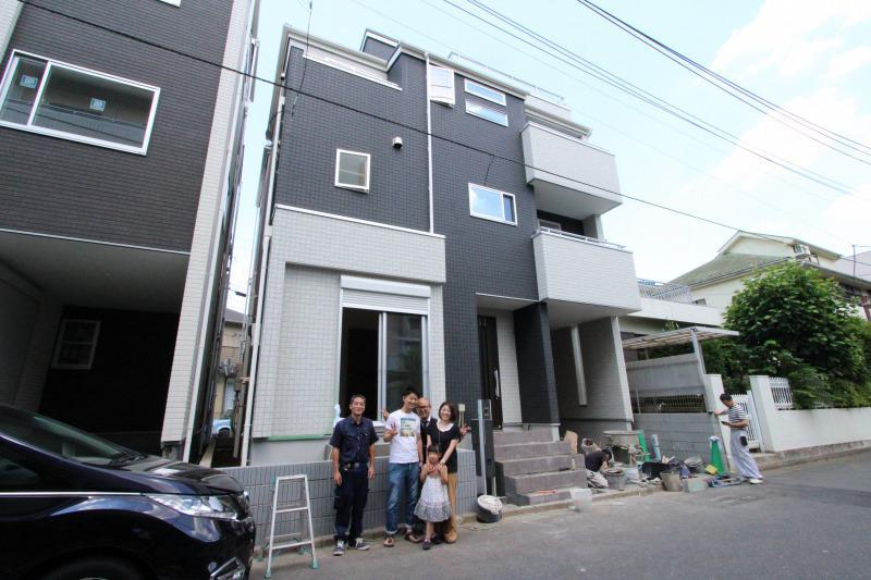 志木市でトラストステージをご購入頂いたA様邸
