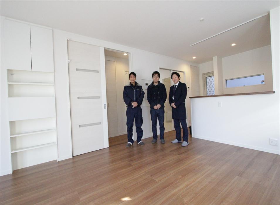 富士見市でトラストステージをご購入頂いたY様邸