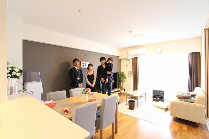志木市で中古マンションをご購入頂いたM様邸