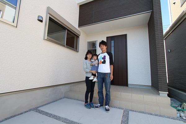 朝霞市で当社の分譲地をご購入頂いたS様邸