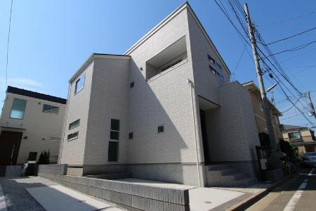 志木市でトラストステージの建物をご購入頂いたK様邸・Y様邸