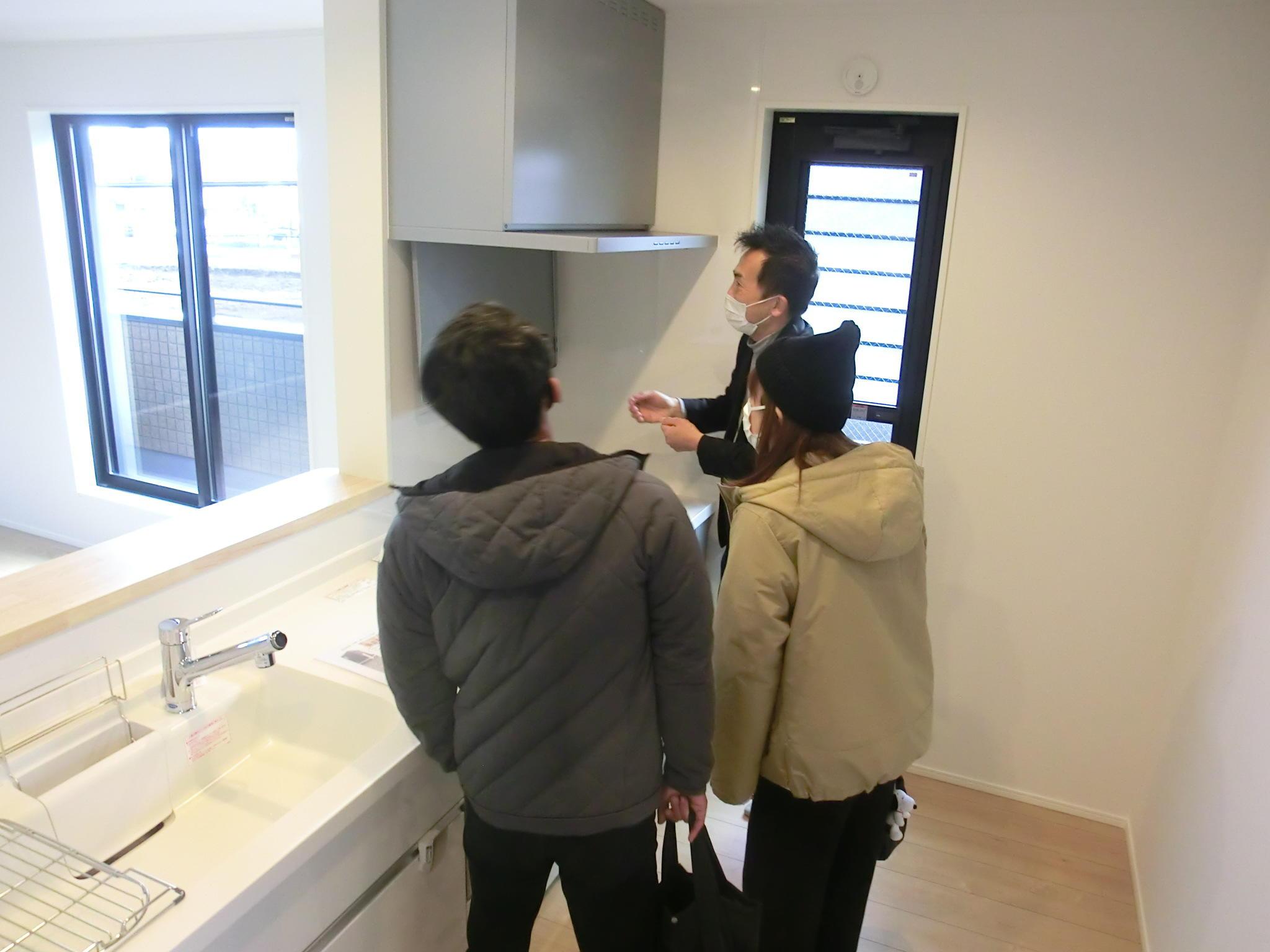 板橋区でトラストステージ注文住宅をご建築いただいたT様邸