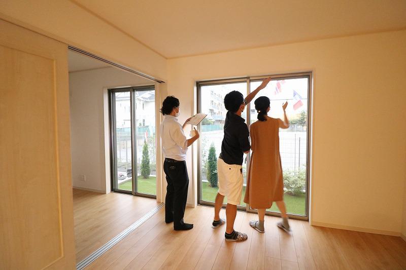 西東京市で新築一戸建住宅をご購入頂いたK様邸