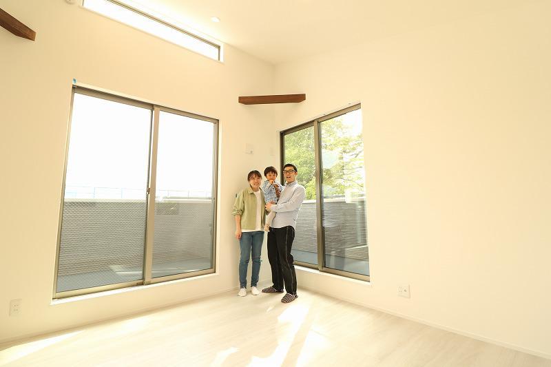 西東京市で新築一戸建て住宅をご購入頂いたN様邸
