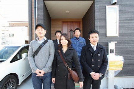 和光市で自社施工の建物をご購入いただいたM様邸
