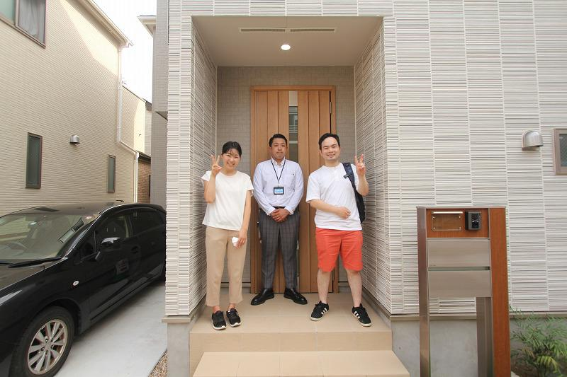 小平市で新築一戸建住宅をご購入頂いたA様邸