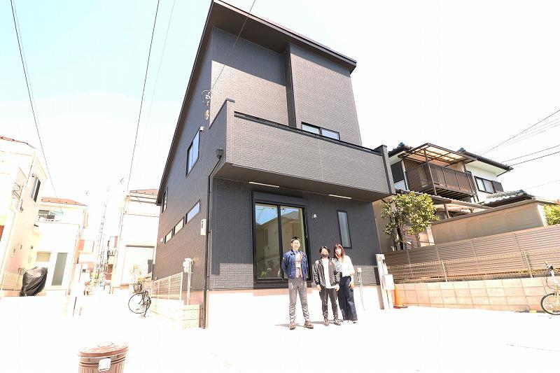 西東京市で新築一戸建住宅をご購入頂いたF様邸