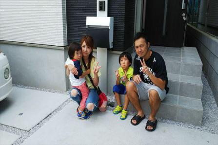 朝霞市で当社の新築一戸建て(フリープラン)をご購入されたT様邸