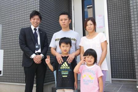 志木市で自社施工の建物をご購入いただいたW様邸