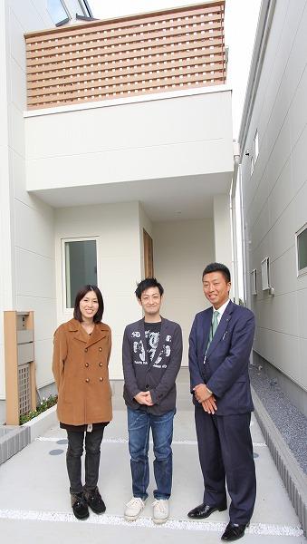 和光市で新築一戸建住宅をご購入いただいたY様邸