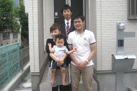 志木市で新築一戸建住宅をご購入いただいたM様邸