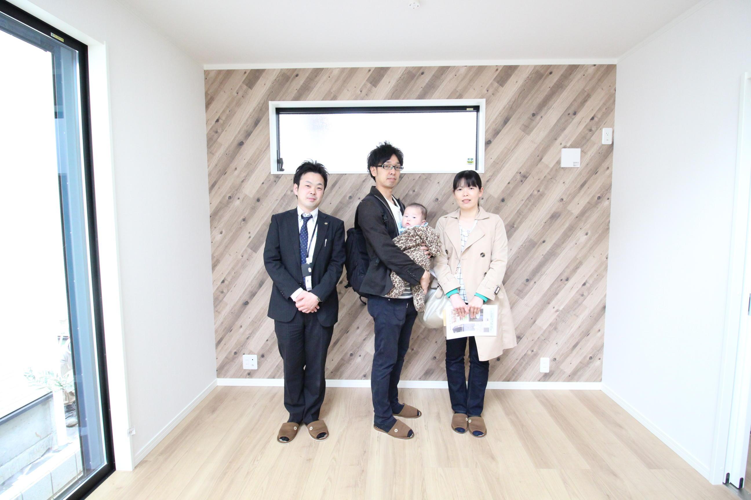 三芳町でトラストステージをご購入頂いたA様邸