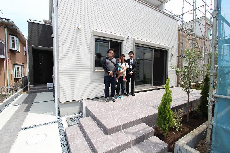 富士見市でトラストステージの建物をご購入いただいたK様邸