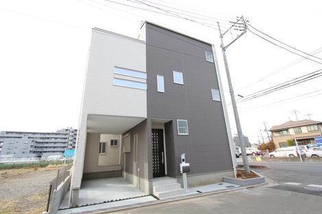 朝霞市で自社施工の建物をご購入いただいたK様邸の画像1