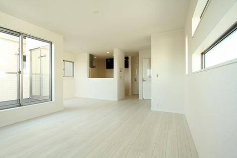 朝霞市で自社施工の建物をご購入いただいたK様邸の画像3