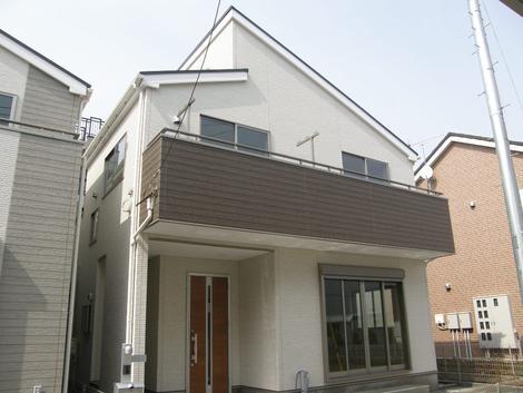 志木市で新築一戸建住宅をご購入いただいたY様邸の画像1