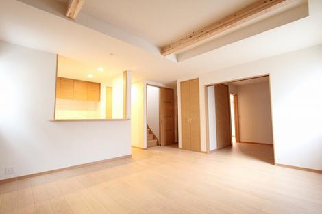 志木市で自社施工の建物をご購入いただいたM様邸の画像1