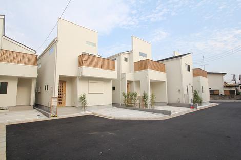 和光市で新築一戸建住宅をご購入いただいたY様邸の画像1