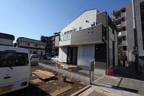 小平市で新築一戸建住宅をご購入いただいたK様邸の画像1