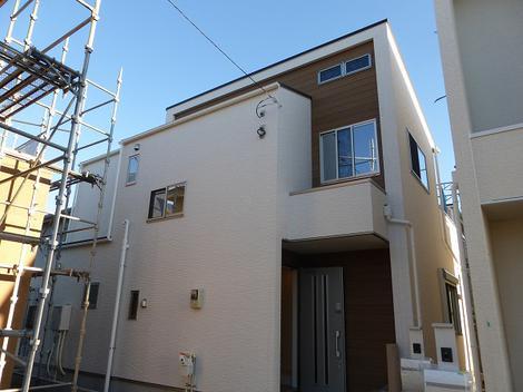 和光市で自社施工の建物をご購入頂いたT様邸の画像1