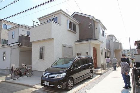 朝霞市で新築一戸建住宅をご購入頂いたO様邸の画像1