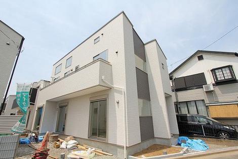 朝霞市で自社施工の建物をご購入頂いたU様邸の画像1