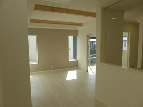 所沢市で自社施工の建物をご購入頂いたH様邸の画像1