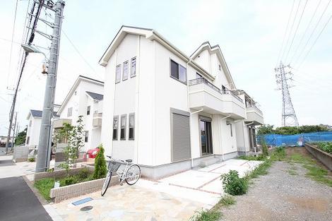 東久留米市で新築一戸建住宅をご購入頂いたN様邸の画像1
