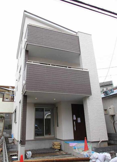 朝霞市で自社施工の建物ご購入頂いたN様邸の画像1