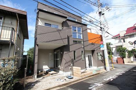 西東京市で注文建築をいただいたN様邸の画像1