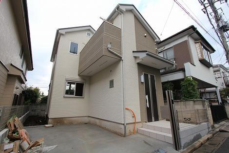 練馬区で新築一戸建住宅をご購入頂いたI様邸の画像1