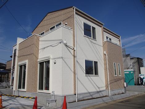 志木市でトラストステージの建物をご購入頂いたK様邸の画像1