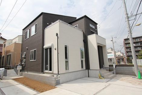 志木市でトラストステージの建物をご購入頂いたS様邸の画像1