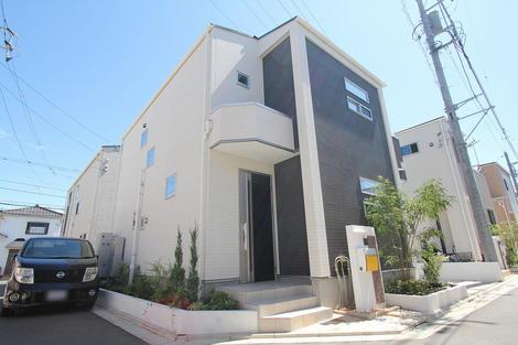 新座市でトラストステージの建物をご購入頂いたK様邸の画像1