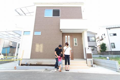 和光市でトラストステージの建物をご購入頂いたK様邸の画像1