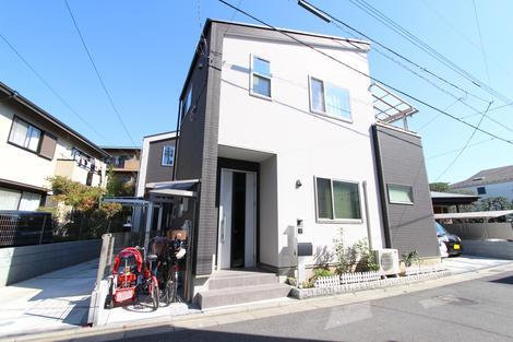 志木市でトラストステージの建物をご購入頂いたN様邸の画像1